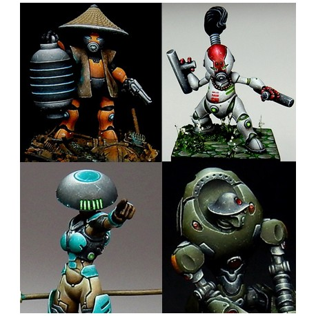 "Pack ""Robots"""