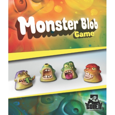 Jeu des monster Blobs