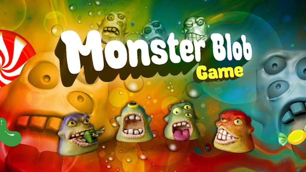 Le jeu des Monster Blobs